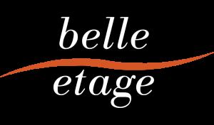 belle etage Logo dunkler